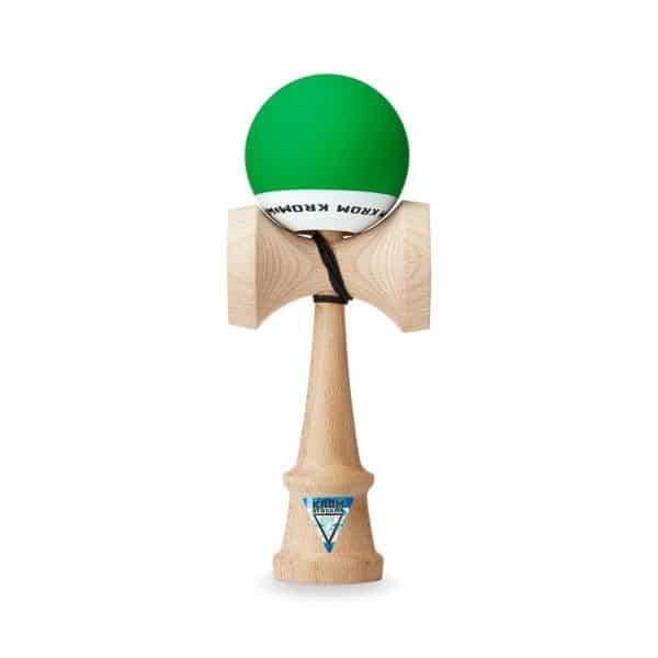 Kendama KROM POP DARK GREEN-Ciemna zieleń 1